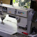 本縫い用ミシン