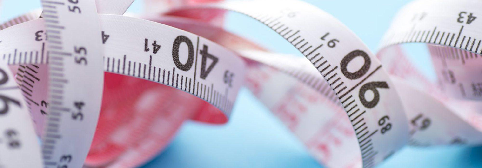サイズの測り方